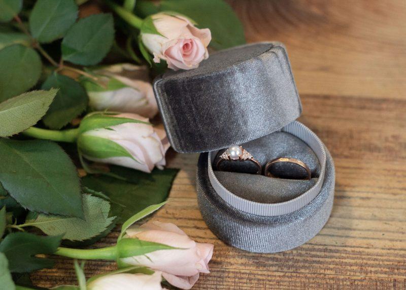 Zaproszenia ślubne srebrzenie ELE 474